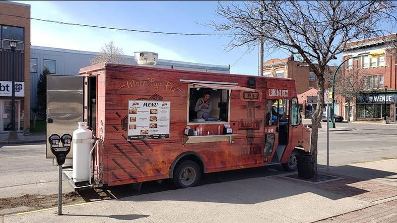 Restaurants and food trucks discuss how to split the P.A.pie.
