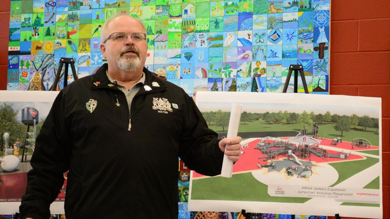 $1 million worth of expansions and upgrades for P.A. rec. facilities