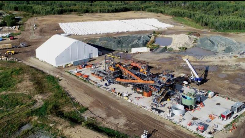 COVID-19 prompts slowdown at diamond exploration project