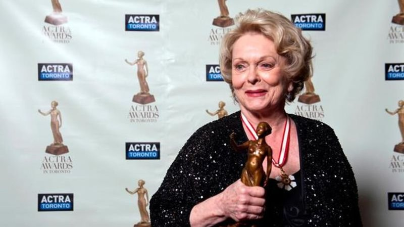 Canadian actress and activist Shirley Douglas dies aged 86