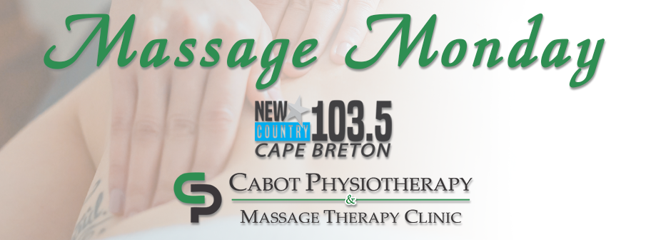 Massage Mondays