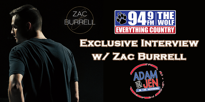 Feature: http://www.949thewolf.com/zac-burrell-releases-new-ep/