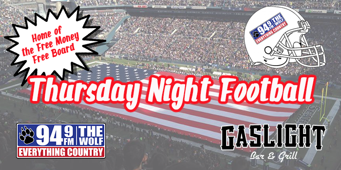Feature: http://d1402.cms.socastsrm.com/thursday-night-football-gaslight-bar-grill/