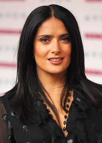 Salma Hayek Speaks Out About Weinstein