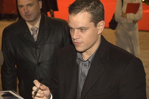 Matt Damon Facing Backlash After Comments!
