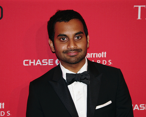 Aziz Ansari accused of sexual misconduct!