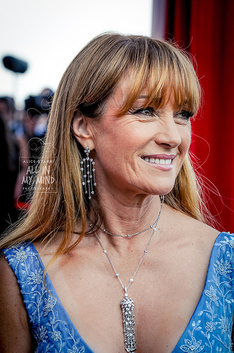 Jane Seymour poses for Playboy at 67!