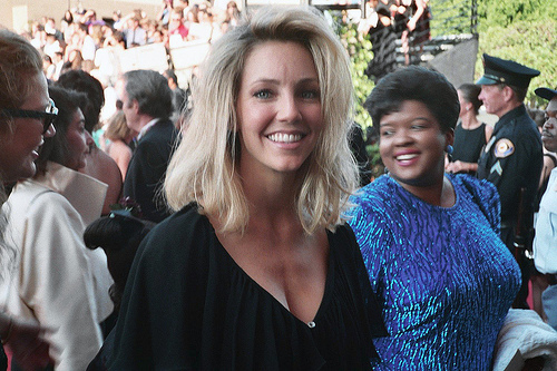 Heather Locklear arrested for domestic violence!