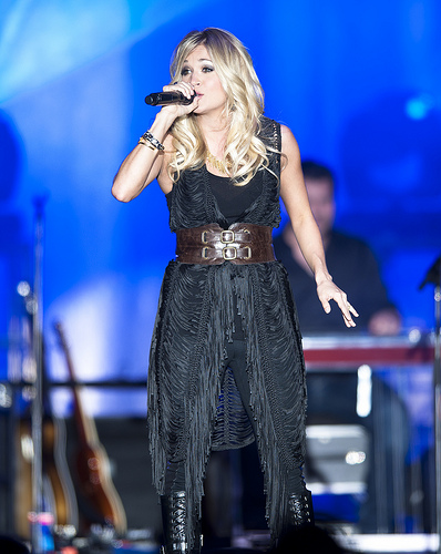 Is Carrie Underwood getting a divorce?