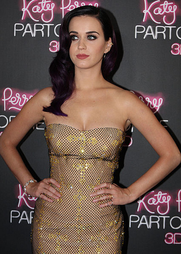 Katy Perry tops the list of the highest paid woman in music!