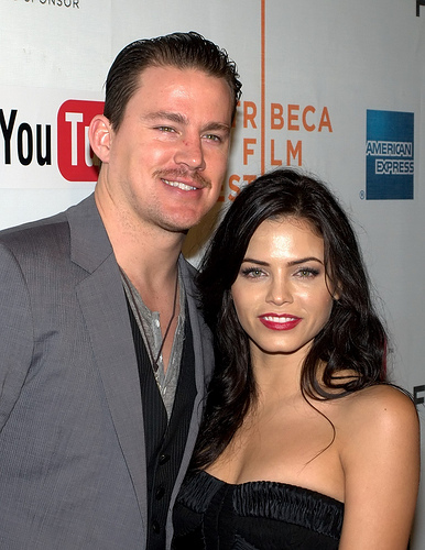 Channing Tatum having a hard time with Jenna Dewan split!