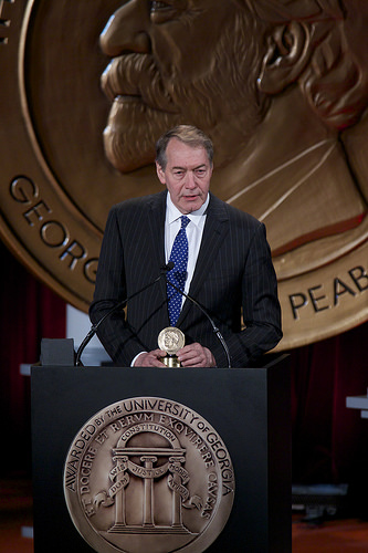 Charlie Rose may be developing a #MeToo redemption series!