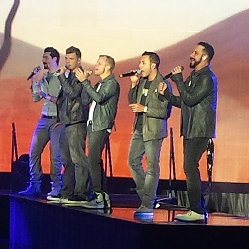 Backstreet Boys announce new single 'Don't Go Breaking My Heart'