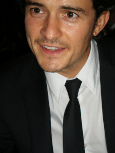 Orlando Bloom talks relationship with Katy Perry