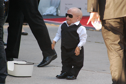 Verne Troyer died at the age of 49!