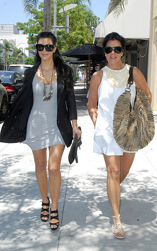 Kim Kardashian's childhood nanny tells all!