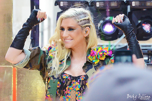 Kesha accused Dr. Luke of raping Katy Perry in text to Lady Gaga