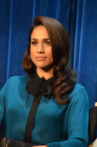 Is Meghan Markle being shielded from the press?