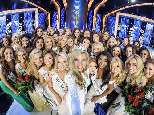 Miss America discusses going public with bullying allegations!