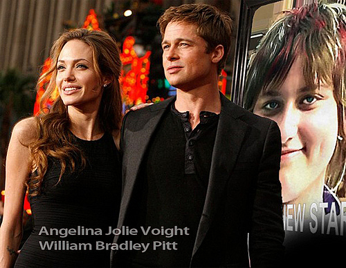 Brad & Angelina call truce; he gets to see the kids daily!