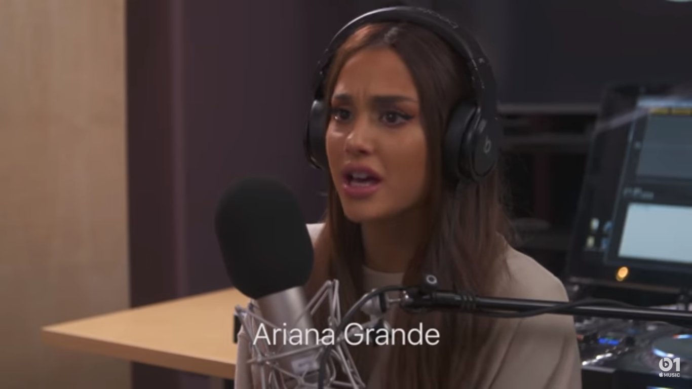 Apparently We've Been Saying Ariana Grande's Name Wrong This Whole Time....