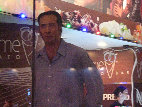 Nicolas Cage denies ex-girlfriend's abuse allegations