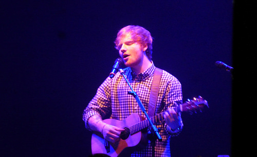 Ed Sheeran is now the highest earning solo artist!