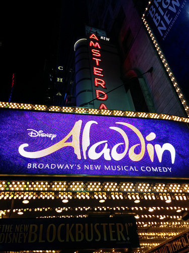 WATCH: Aladdin's first live-action trailer introduces a whole new world!