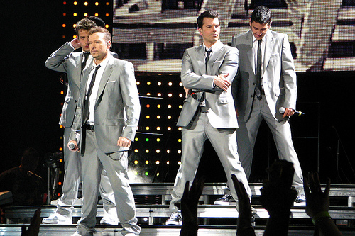 New Kids On The Block set special 30th Anniversary of 'Hangin' Tough'