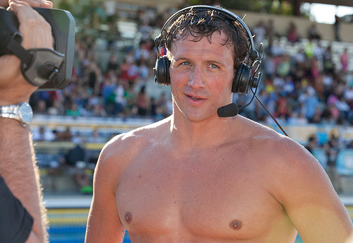 911AUDIO: Ryan Lochte gets into car accident!