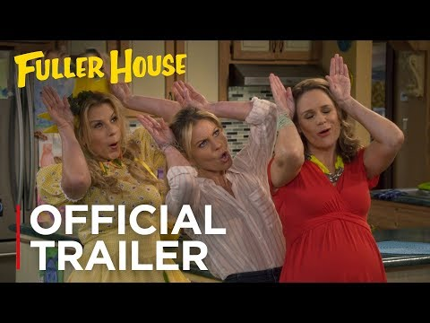 Fuller House Is Back For Season 4! WATCH THE TRAILER!!
