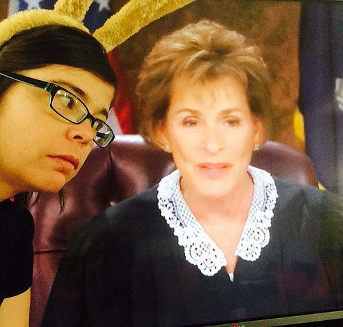 See who Judge Judy beat to become the highest paid TV host!