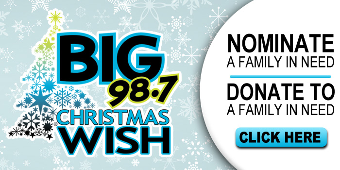 Feature: https://www.big987.com/christmas-wish/