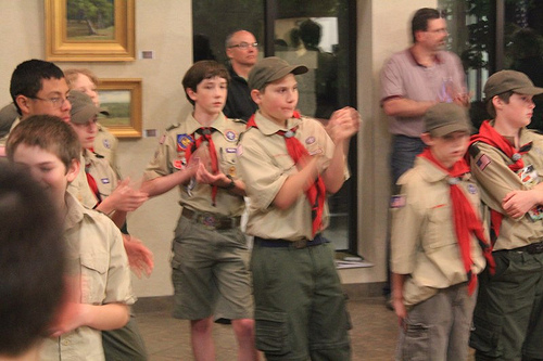 Good News Of The Week: The Eagle Scouts