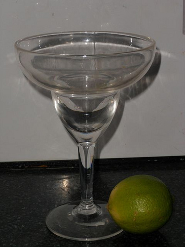 The Black Margarita