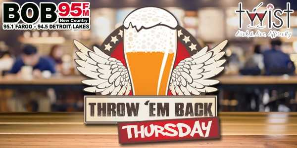 Feature: http://www.bob95fm.com/throw-em-back-thursday/