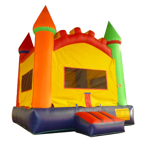 Wedding Bouncy Castles Are A Thing....