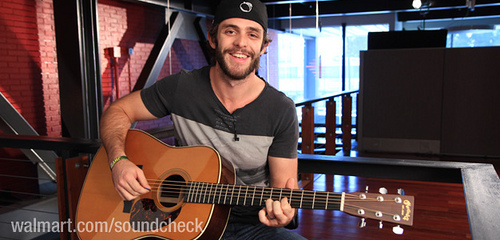 "LISTEN: Thomas Rhett's ""Marry Me"" From the bride's perspective"