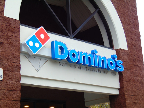 Domino's Pizza Picking Up Tab For Pothole Repair