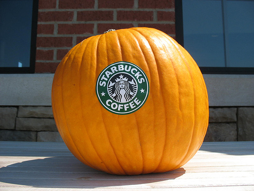 Let the Pumpkin Spice madness begin......