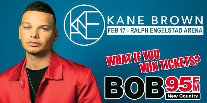 Kane Brown | Bob 95 FM