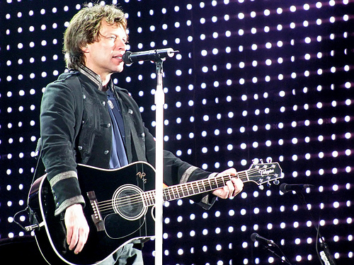 The #1 Album in America . . .  Is a Bon Jovi Album That Came Out Last Year?