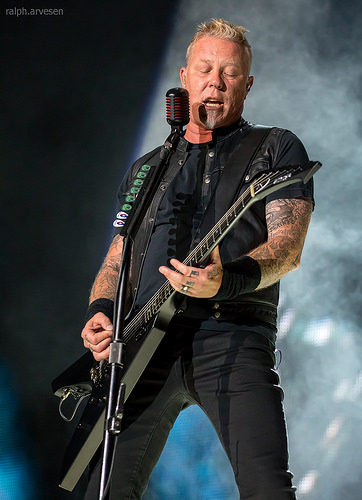 James Hetfield Cast In Movie About Serial Killer Ted Bundy