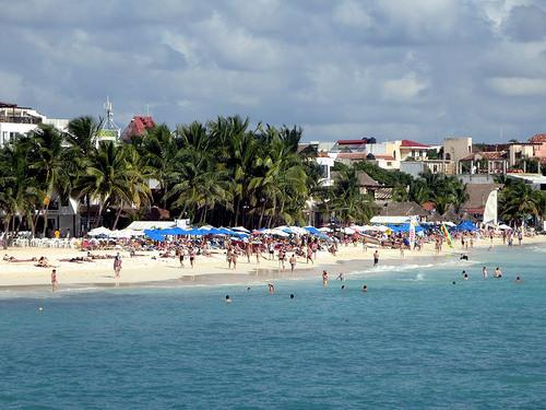 STATE DEPT. Warns Against Travel To Playa Del Carmen!