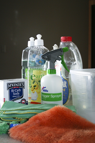Five Cleaning Hacks for the First Day of Spring