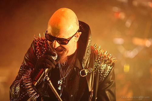 """Judas Priest Set List from First """"Firepower"""" Show"""