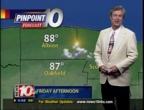 Weatherman Predicts How Many Bottles of Wine You'll Need to Get Through This Blizzard...