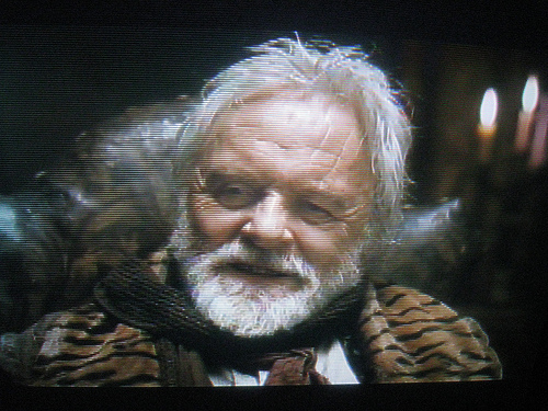 Sir Anthony Hopkins Gets 'Jiggy wid it'....