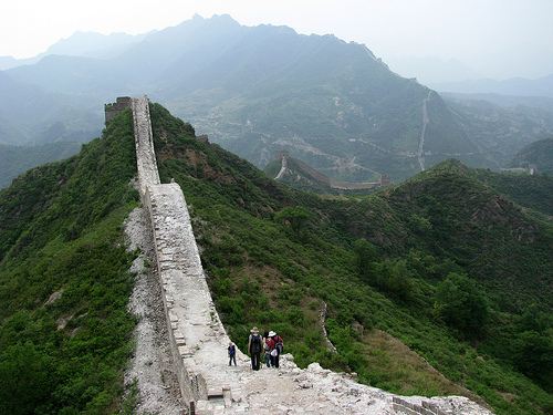 AirBnB Offering A Bedroom At Great Wall of China...But There's a Catch: