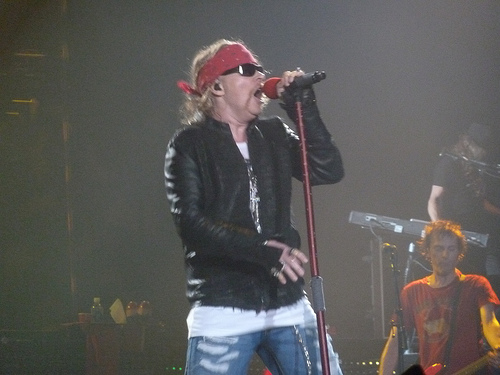 """Guns N' Roses have released a video detailing the opening of the """"Locked N' Loaded"""" box set of Appetite For Destruction, which comes out on Friday!"""